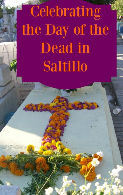 Celebrating the Day of the Dead in Saltillo, Mexico