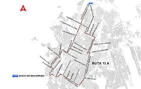 ruta 13A