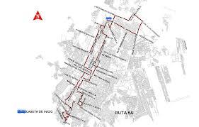 ruta 5A
