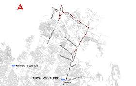 Ruta Los Valdez
